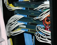network rack set